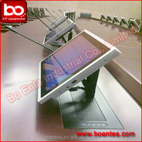 Intelligent Pop Up Computer LCD Monitor Lift for Video Conference System