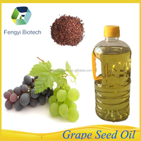 2016 hot sale bulk cold pressed organic grape seed oil for massage oil