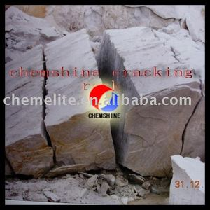 Non Explosive Agent from CHEMSHINE DEMOLITION PLANT