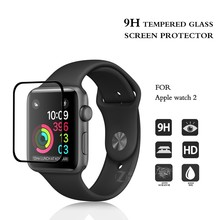 mobile phone screen protector tempered glass for apple watch,tempered glass screen protector for apple watch2