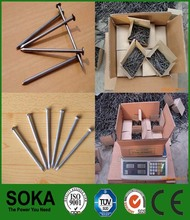 Cheap 8d common round wire nails for wood