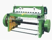 Electric shearing machine for pcb,metal nameplates,cards,tags,crafts