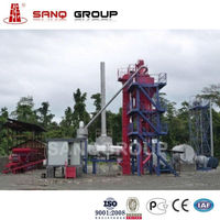Road Equipment LB500 Asphalt Batching Plant Asphalt Mixing Plant, Asphalt Batching Plant 40TPH