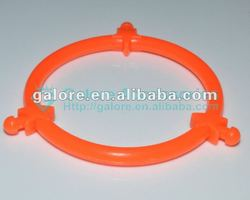 fashion popular band silicone rubber bracelet maker