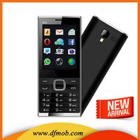 2.8 Inch GSM Unlock Quad Band Dual SIM FM Radio Zinc Alloy Cell Phone Deals A525