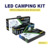 PanaTorch SMD5050 camping 4 bar led light kit