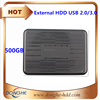 "Best selling HDD!!! 500GB external hard drive 2.5""8MB5400RMP hard disk for desktop/laptop/mac"