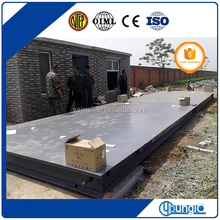 Sino Linear Scale Truck Scale Factory Export