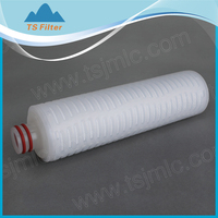 1.0 Micron PP Membrane Cartridge Filter For Beer Prefiltration After Diatomaceous Earth Filter