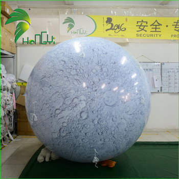 High Quality PVC Inflatable Planet Balloon, inflatable Planets for Decoration