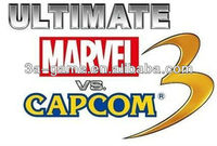 Arcade Fighting PS3 Video Game Console For The Ultimate Marvel vs Capcom 3