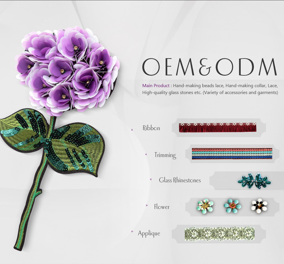 Guangzhou Kavatar Trading Co., Ltd. - Lace Trimming,Handmade Lace ...