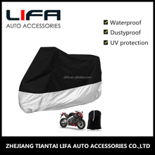 Colour 190T polyester motorcycle cover / motorcycle tent cover/motorcycle body cover /