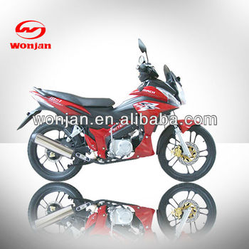 110cc fashion classic motorcycle and cub bike made in China(WJ110-IR)