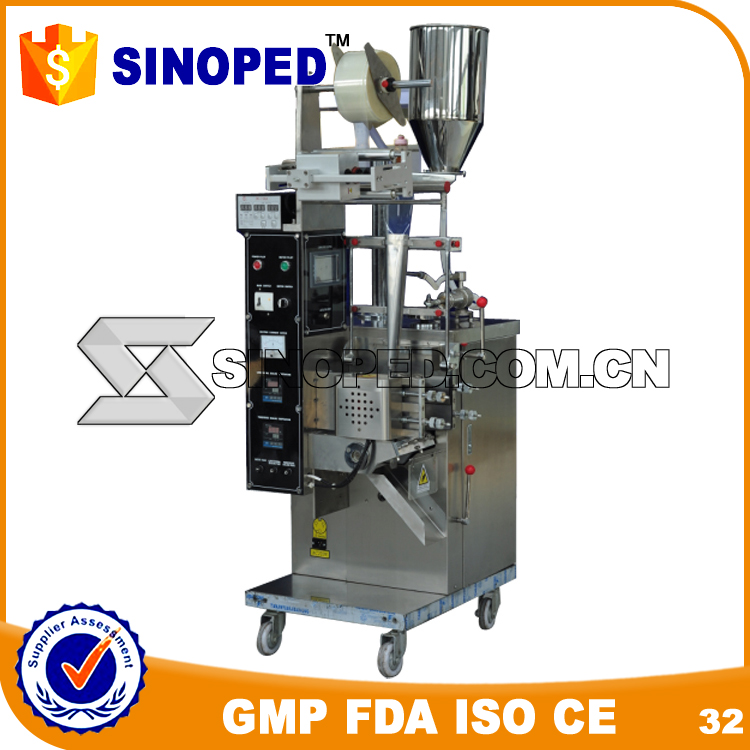 Multi-function Automatic Liquid Pouch Packing Machine