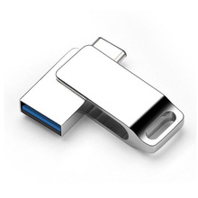 2018 high quality fast speed custom logo 3.0 Type C USB flash drive 16GB 32GB 64GB