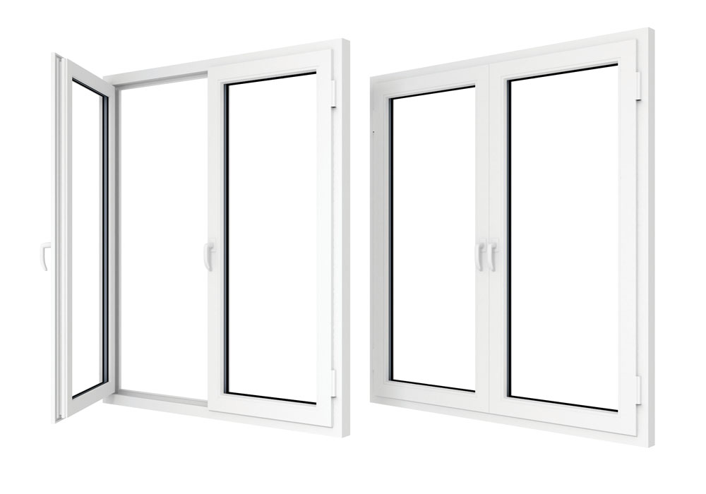 High Quality Interior Home Double Glazed Pvc/ Casement Window Turn Opening Window Upvc Window