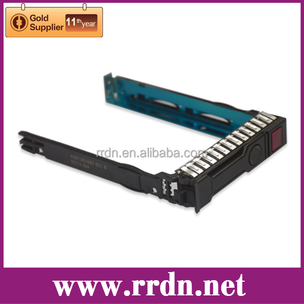 2.5 inch 2nd HDD Caddy for HP Gen8, Model: 651687-001
