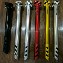 High Quality 30.9/31.6mm 400mm Aluminum Alloy Bike Bicycle Seatpost