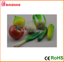 new design colorful artificial bread simulation fruit & vegetables