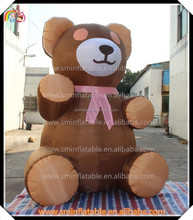 trade show inflatable bear cartoon , inflatable kangaroo cartoon , inflatable advertising cartoon