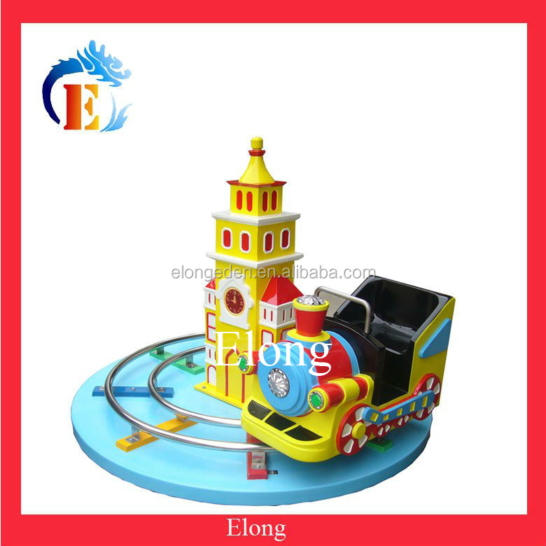 RS-EL2405 Hurry sanil eletric trains kiddie rides railway train for sale