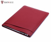 Wholesale Mircrofiber Leather Sleeve Cover for 13.3 Inches laptop Classy and slim leather sleeve for MacBook Air 13.3 inches and