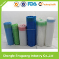 Household usage high quality plastic drawstring garbage bags/ trash bag
