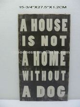 Good Sale 27.5''H Wooden Letters, Wood sign for Pet Decoration