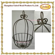 Hot selling wire basket wall rack with great price