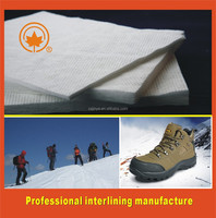 Insulation Material Of Thinsulate B200 for shoes