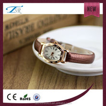 Vintage your own logo Wristwatches trendy fashional ladies watch