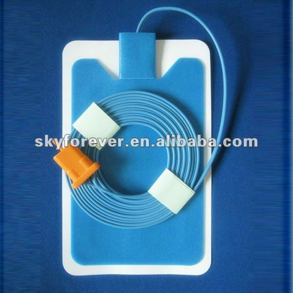 professional supplier electrosurgical grounding pads/esu ground plate