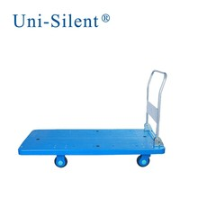 High quality discount price vegetable cart garden trolley PLA400-DX