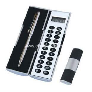 8 Digits Magic Box Calculator with Pen