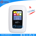 New design universal 4g lte wifi router with sim card slot