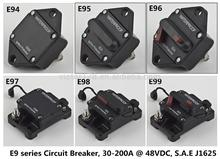 AUTO MANAUL RESET CIRCUIT BREAKER, 30, 40, 50, 60, 70, 80, 90, 100, 135, 150, 180, 200 AMP all available