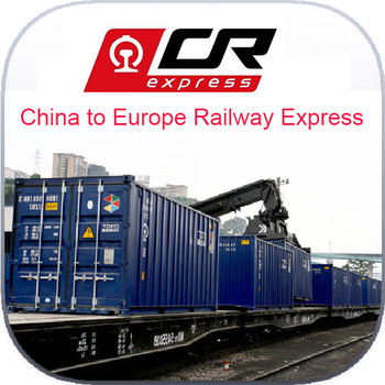 China Railway transport faster then sea freight shipping china to sweden