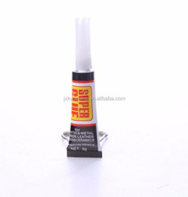 hot sale factory price oem /odm 3 seconds quick dry 3g 502 super glue