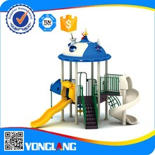 YL-X013 Outdoor Yonglang roller slide digital cheap playground models for kids