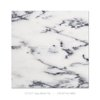 Century 12x12'' polished alps white marble tiles for floor and wall
