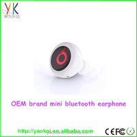 Earphone Headphone Headset with wirless Mic for Apple IPhone 5 5S 4 4S 3GS