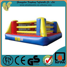 guangzhou factory customized size&color used boxing ring for sale