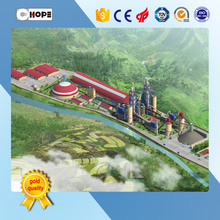 Complete small scale mini Cement Production Line Turn key mini Cement factory Cement plant