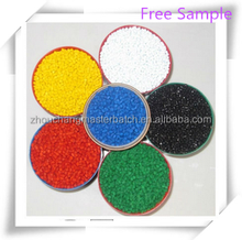 Bright Color Masterbatches silver masterbatches for pe tarpaulin colored pvc pipe master batches