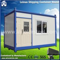 Fashion Design Long Service Life stackable container house