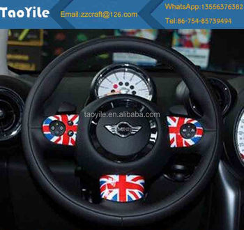 Adesivo decorativo dell'automobile volante copertura per mini cooper countryman