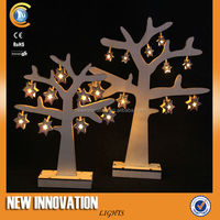 19L Warm White LED Tree Light Art Sculpture