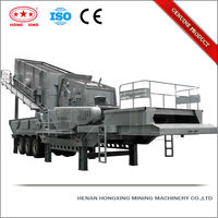 2013 China low price hot sale used rock mobile primary jaw crusher