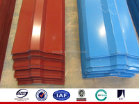 Pre-painted corrugated roofing sheet,0.14*750(850)*6'',8'',10'',12''mm